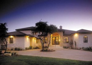 Hills Drive: This exquisite custom home has 5 bedrooms and 5 full baths and is loaded with custom features.