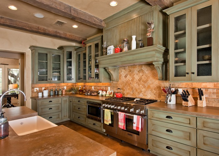 Ranch Foreman's House kitchen 2