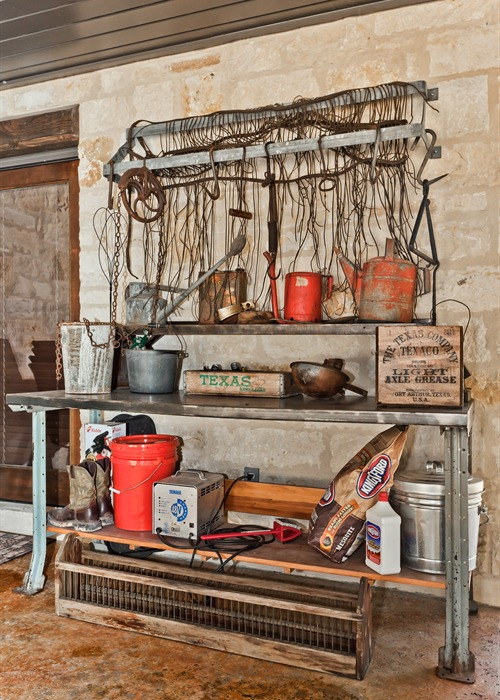 Ranch Hand's House tools