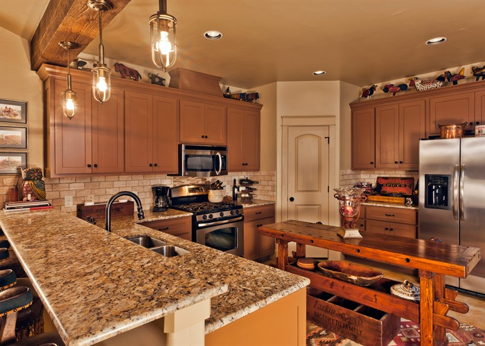 Ranch Hand's House kitchen 2