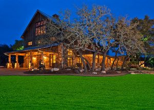 Barn Restoration | The Party Barn at The Branded T Ranch | Todd Glowka Builder, Inc.