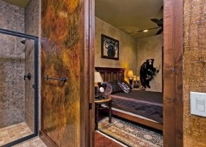 Cordillera Trophy Room: Guest Quarters