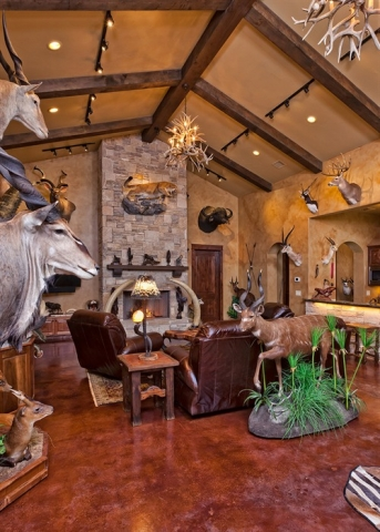 Cordillera Trophy Room