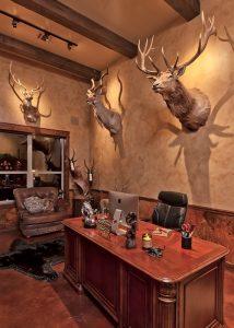 Cordillera Trophy Room office space