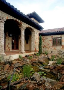 Anaqua Springs Ranch Exterior | Spanish Style Homes by Todd Glowka Builder, Inc.