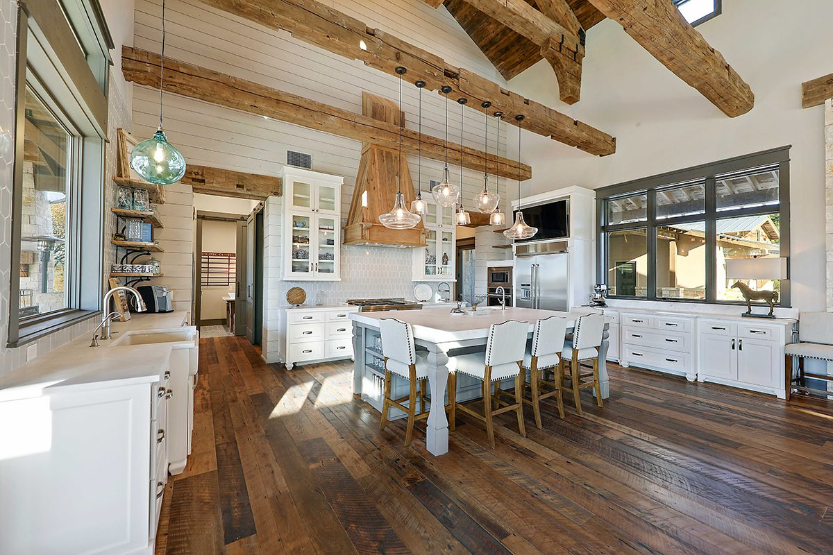 hill country custom home by Todd Glowka Builder, Inc - kitchen 3