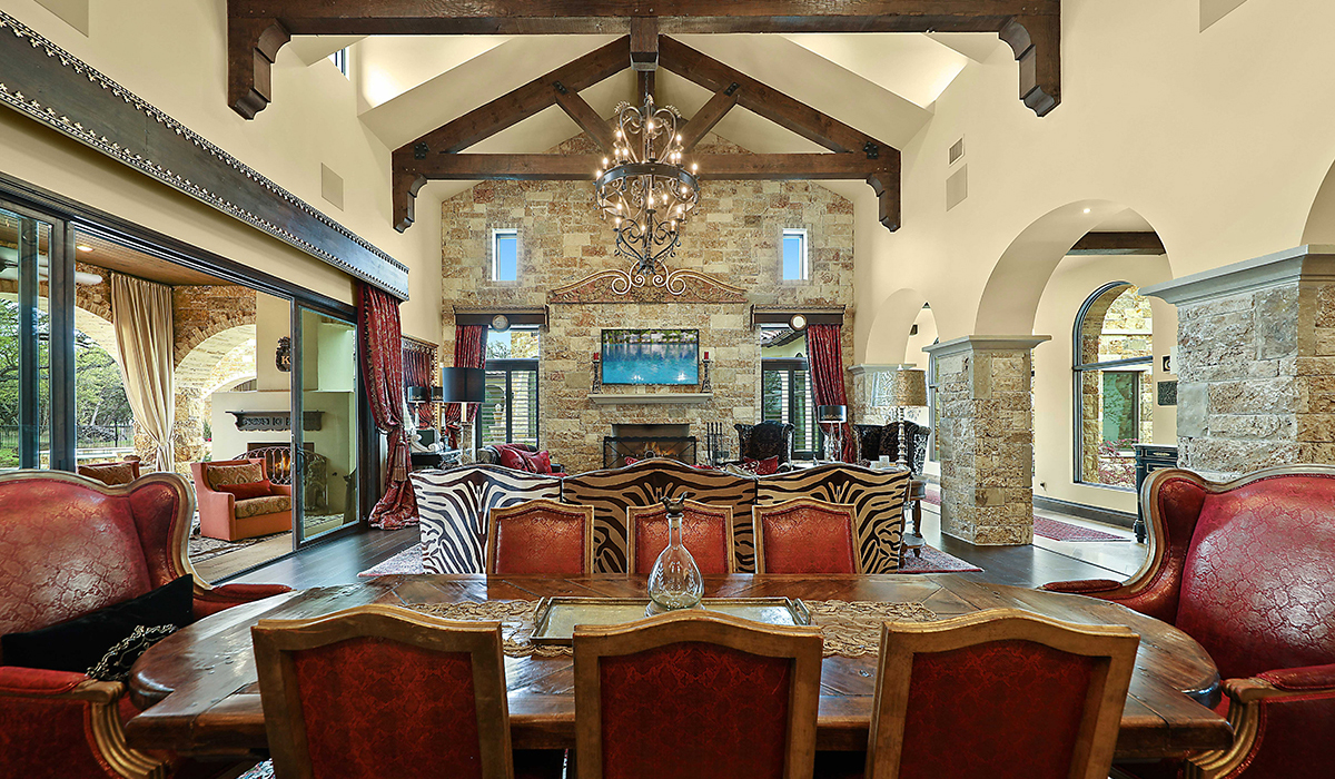 Boerne Custom Home Builders Todd Glowka Builder, Inc., is a preferred builder for Anaqua Springs