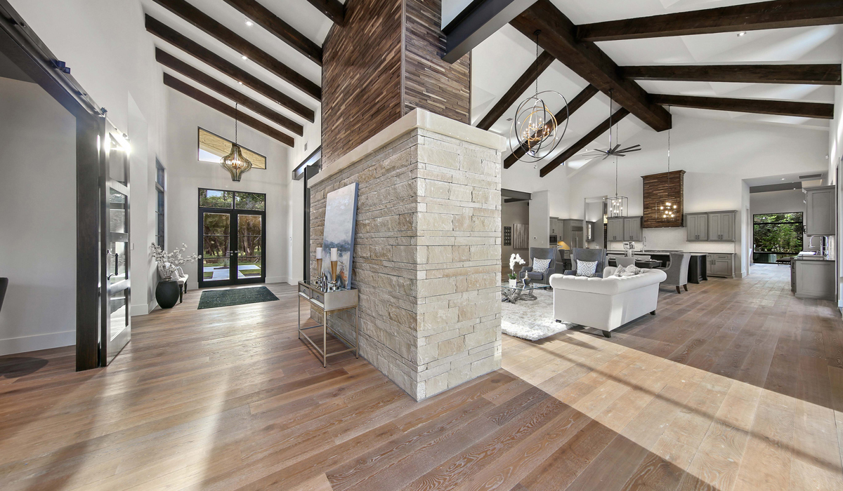 This contemporary masterpiece by Cordillera Ranch Luxury Home Builder Todd Glowka is nestled on 13.3 acres